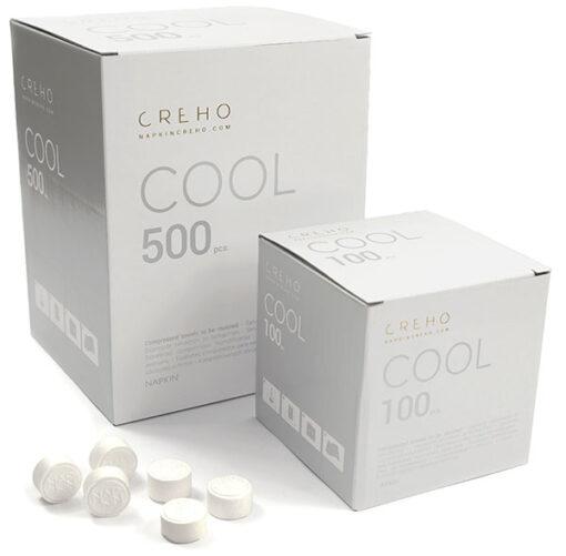 Creho cool 500 toallitas compirmidas