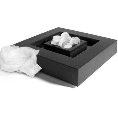 Recipiente toallitas comprimidas napkin